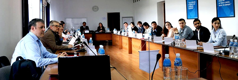 Majeed Stanikzai Presents Paper at OSCE Conference