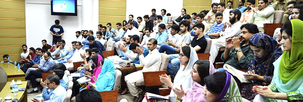 Seminar on Key Challenges of Pakistan Economy (A Budgetary Perspective)